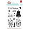 THE GREETING FARM CLEAR STAMPS HAPPY WINTER - comprar online