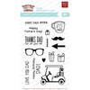 THE GREETING FARM CLEAR STAMPS I LOVE DAD - comprar online