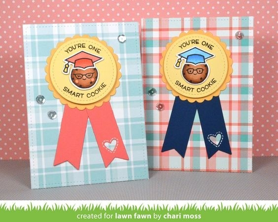 LAWN STAMPS SMART COOKIE - comprar online