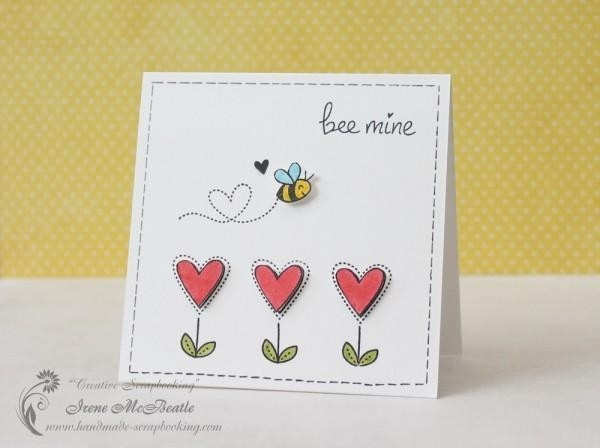 LAWN STAMPS BEE MINE - comprar online