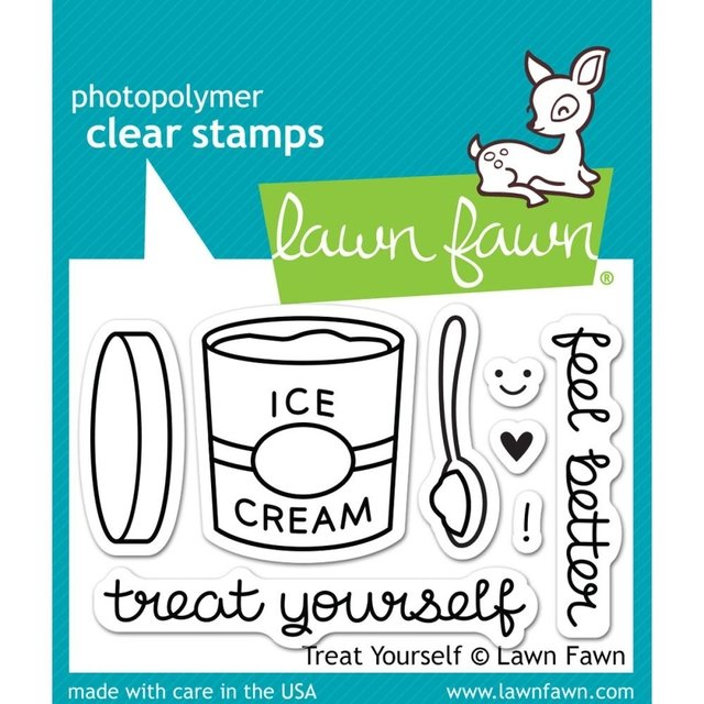 LAWN STAMPS TREAT YOUR SELF
