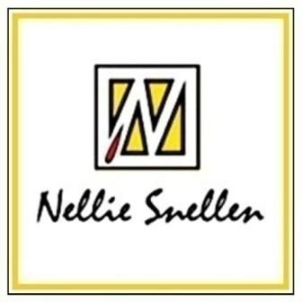 Nellie's Snellen Embossing folder Background