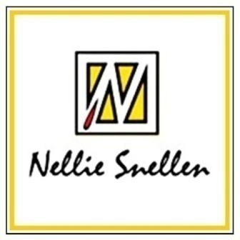 Nellie's Snellen Embossing folder A4