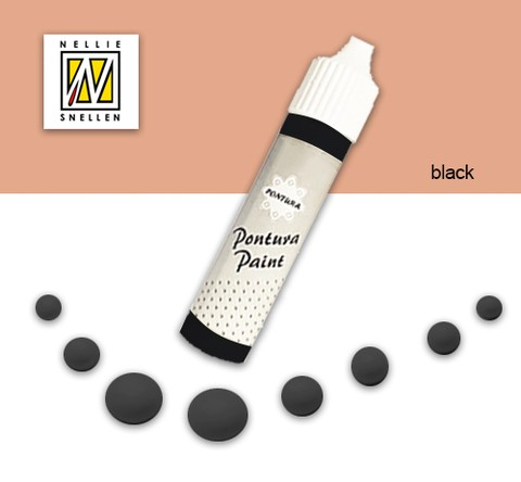 NELLIE´S SNELLEN Pearlmaker Black, 10 ml / Dimensional Perlado Black 10ml en internet