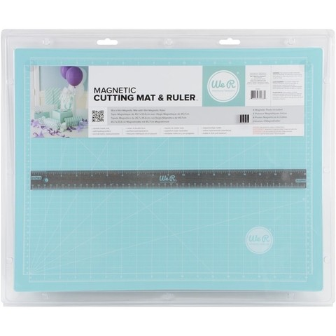 We R Memory Keepers Magnetic Cutting Set Aqua