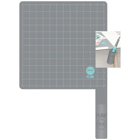 We R Fuse Mat & Holder / BASE DE SILICONA PARA PHOTO FUSE TOOL 30X30CM - comprar online