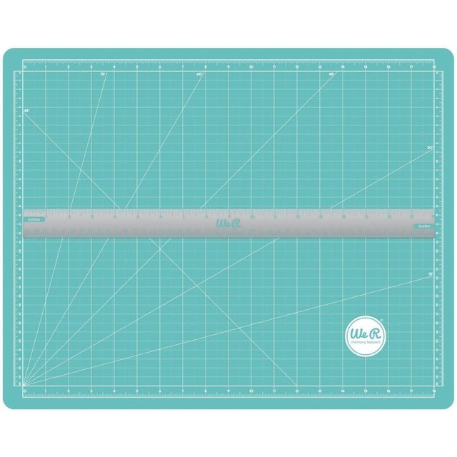 We R Memory Keepers Magnetic Cutting Set Aqua - comprar online