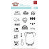 THE GREETING FARM CLEAR STAMPS BOY BUILD A ONESIE - comprar online