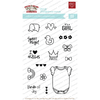 THE GREETING FARM CLEAR STAMPS Girl Build a Onesie - comprar online