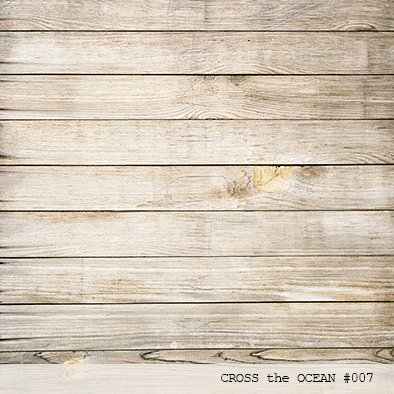 LAURA BAGNOLA  - CROSS THE OCEAN - PACK DE 12 PAPELES 30X30 CM - comprar online