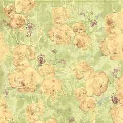 PRIMA MARKETING BOTANICAL - PACK DE 24 PAPELES 30X30 CM - Laura Bagnola Crafts