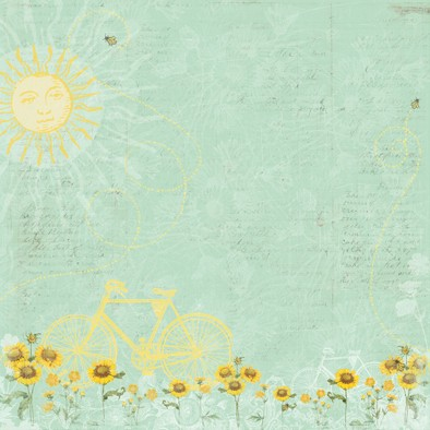 PRIMA MARKETING SUN KISS - PACK DE 15 PAPELES 30x30 CM - Laura Bagnola