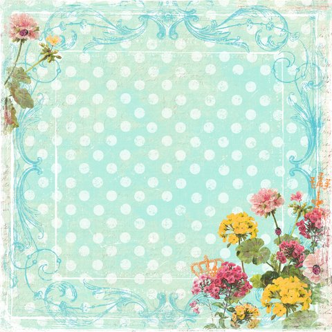 PRIMA MARKETING ZEPHYR- PACK DE 16 PAPELES 30x30 CM - Laura Bagnola