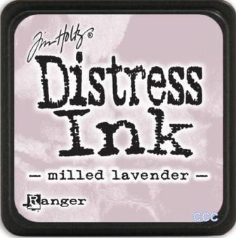 Distress Ink Pad Small Milled Lavender en internet