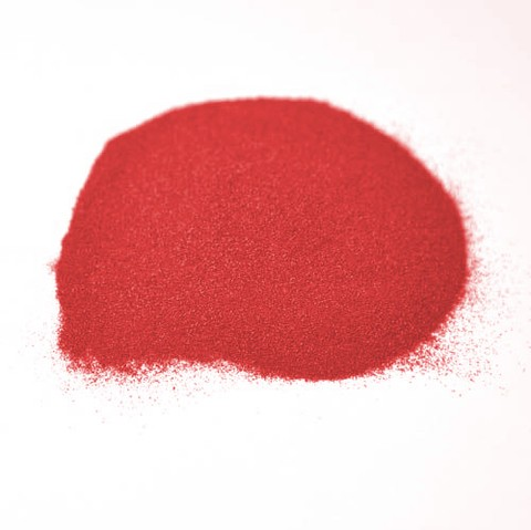 Embossing Powder 0.15 oz Red / Polvo de Relieve Rojo  4.5 grs - comprar online