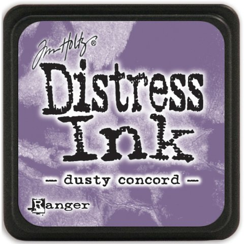 Distress Ink Pad Small Dusty Concord - comprar online