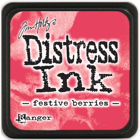 Distress Ink Pad Small Festive Berries - comprar online