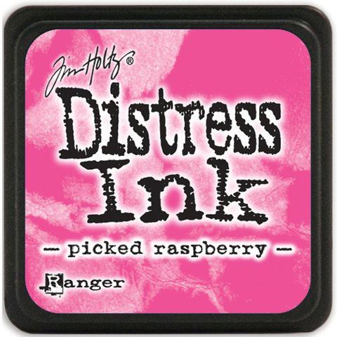 Distress Ink Pad Small Picked Raspberry - comprar online