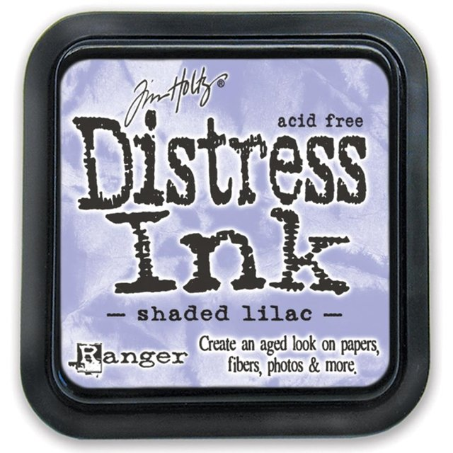 Distress Ink Pad Shaded Lilac