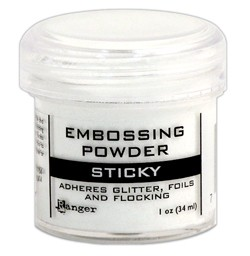 Embossing Powder Sticky By Ranger - comprar online