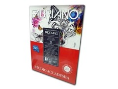 FABRIANO BLOCK STUDIO ACCADEMIA COLD PRESS 100% CELULOSA X 20 HS DE 200GRS
