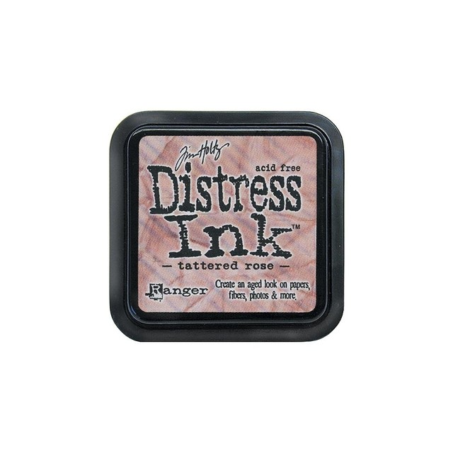 Distress Ink Pad Tattered Rose