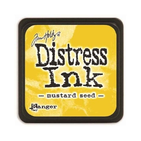 Distress Ink Pad Small Mustard Seed - comprar online