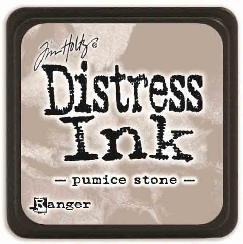 Distress Ink Pad Small Pumice Stone - comprar online