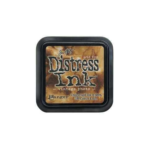 Distress Ink Pad Vintage Photo