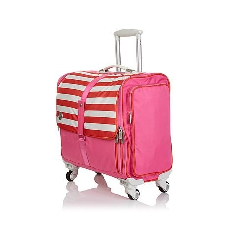 We R Crafter Bag Pink 360° / We R Valija para Manualidades Rosa 360° - comprar online