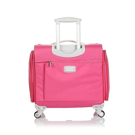We R Crafter Bag Pink 360° / We R Valija para Manualidades Rosa 360° en internet