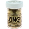 Zing! Opaque Embossing Powder 1oz Gold Glitter Finish - comprar online