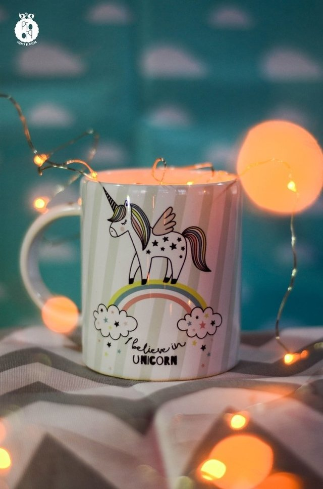 Taza I believe in Unicorn - comprar online