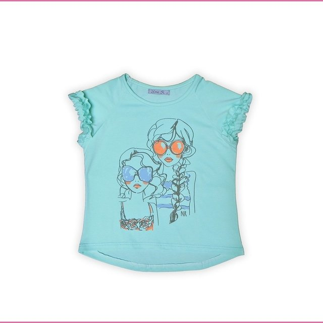 Remera Anita Cool Blue