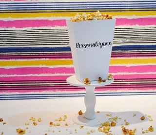POP CORN BOXES PERSONALIZADAS X 10 U.