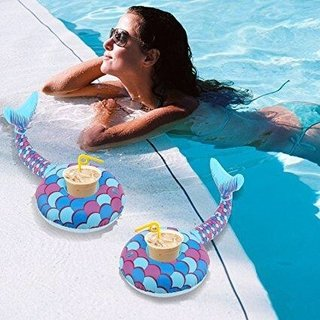 FLOTADOR VASO MERMAID