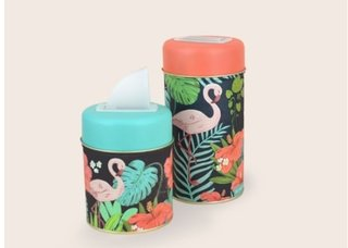 SET LATAS FLAMINGO PARTY