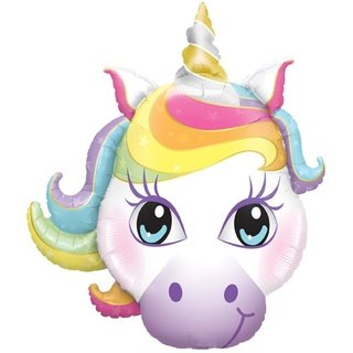 GLOBO UNICORNIO QUALATEX