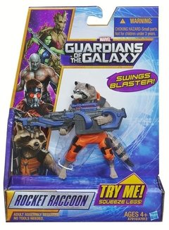 Marvel Guardians Of The Galaxy Revealers Rocket Raccoon