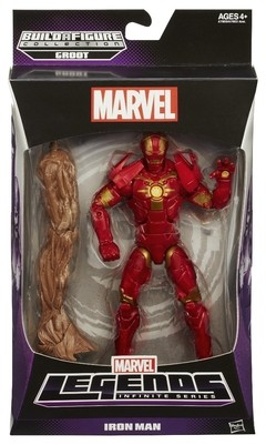 Marvel Legends Infinite Guardians Of The Galaxy Iron Man