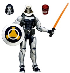 Marvel Legends Red Skull Capitão América Taskmaster