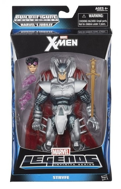 Marvel Legends Infinite Series X-Men Stryfe Hasbro