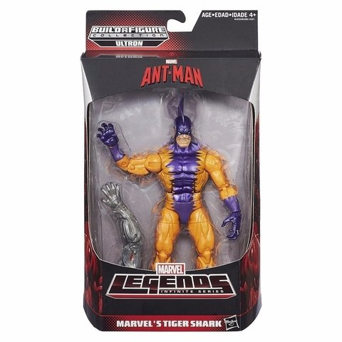 Marvel Legends Infinite Ant- Man Marvel's Tiger Shark Hasbro