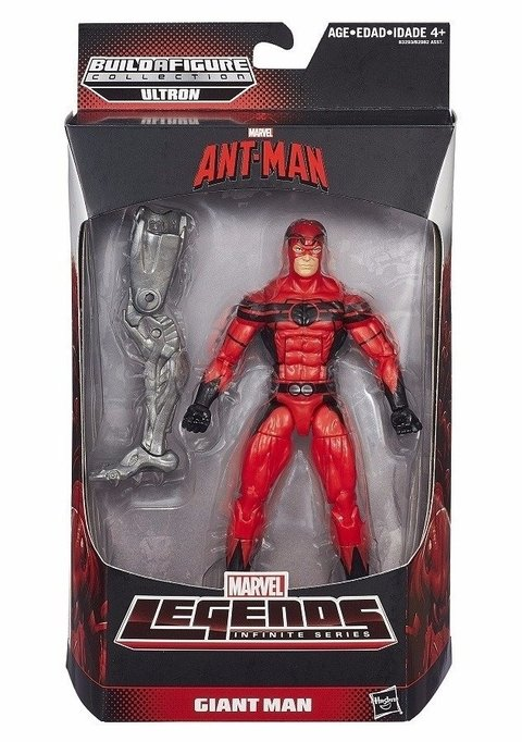 Marvel Legends Infinite Ant- Man Giant Man Hasbro