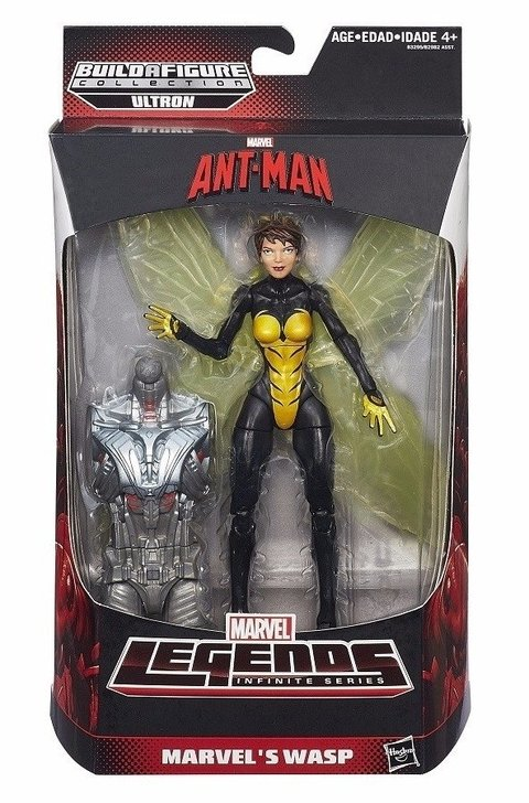 Marvel Legends Infinite Ant- Man Marvel's Wasp Hasbro