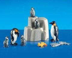 Playmobil Pinguins Código 6259