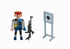 Playmobil Olimpíadas Sports Action Tiro Ao Alvo Código 5202