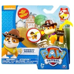 Patrulha Canina Cowboy Rubble Original Nickelodeon