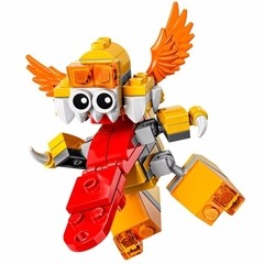 Lego Mixels Série 5 Spugg 41542 Turg 41543 Tungster 41544