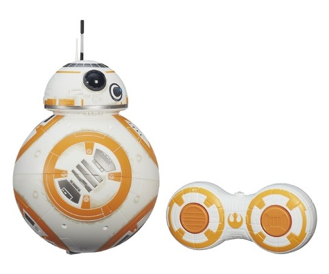 BB-8 Com Controle Remoto Star Wars The Force Awakens Dróide